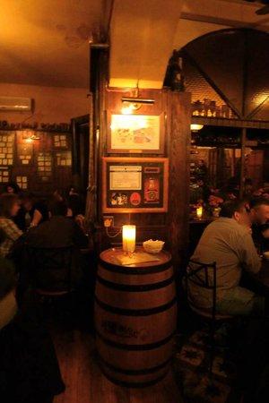 Plato's Bar