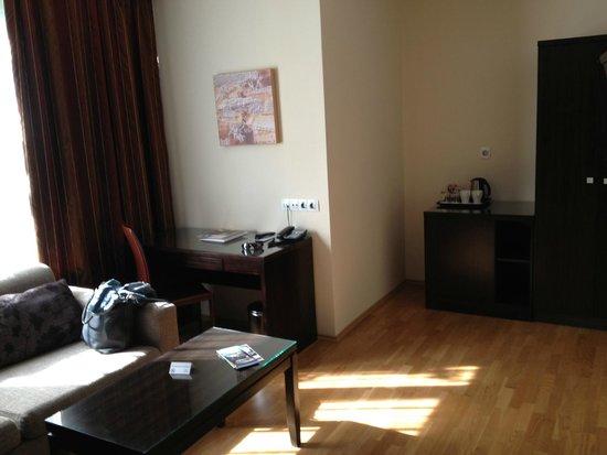Hotel Regnum Residence: Pokój/apartament