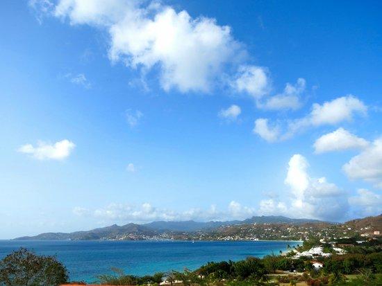 Mount Cinnamon Resort & Beach Club : Island views