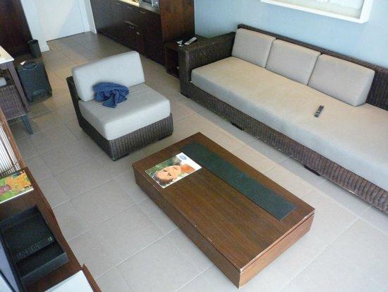 Hilton Fiji Beach Resort & Spa: A sala