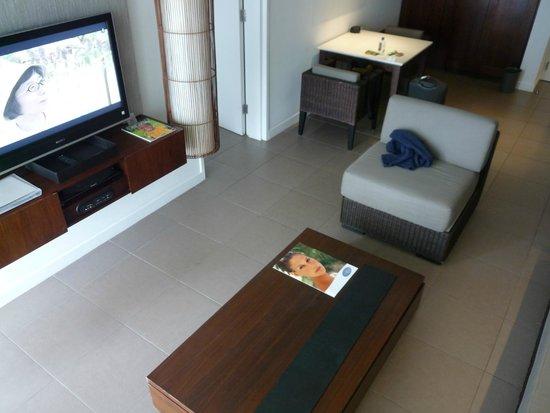 Hilton Fiji Beach Resort & Spa: Sala