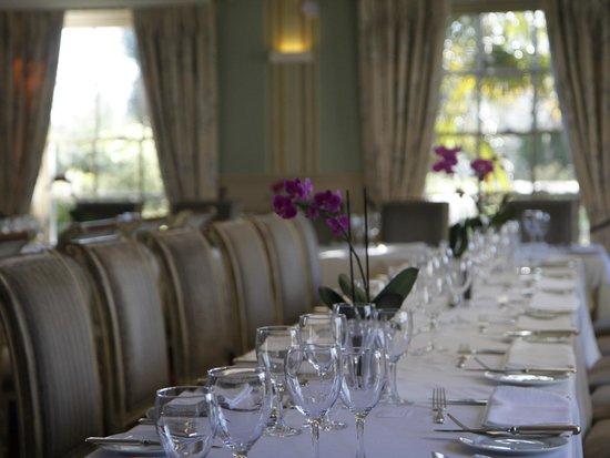 The Millstream Hotel and Restaurant: Restaurant