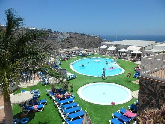 Hotel Altamadores: looks ri nice
