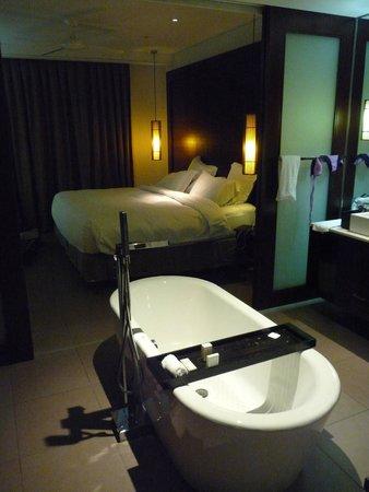 Hilton Fiji Beach Resort & Spa: Vista geral