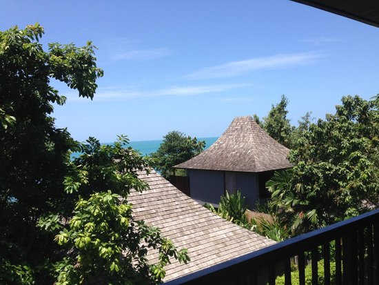 Silavadee Pool Spa Resort : 眺望