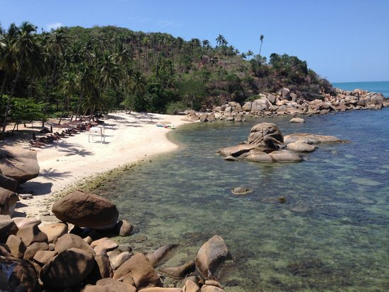 Silavadee Pool Spa Resort : ビーチ
