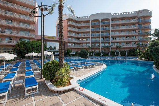 Hotel-Aparthotel Dorada Palace: Pisicna principal - Main swimming pool
