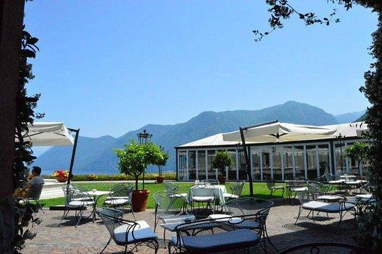 Villa Principe Leopoldo: amazing view
