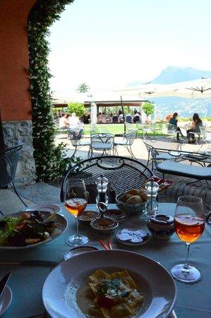 Villa Principe Leopoldo: main restaurant