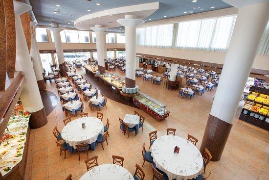 Hotel-Aparthotel Dorada Palace: restaurante - restaurant
