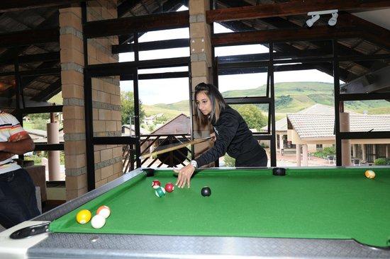 Alpine Heath Resort: pool Table