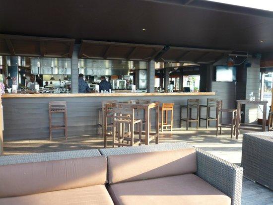 Hilton Fiji Beach Resort & Spa : Restaurante