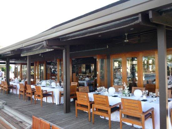 Hilton Fiji Beach Resort & Spa : Restaurantes