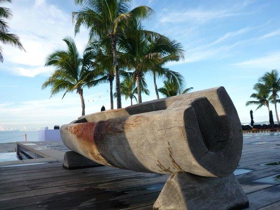 Hilton Fiji Beach Resort & Spa : Piscinas