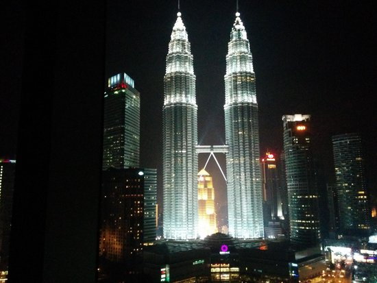 Traders Hotel, Kuala Lumpur : View from Traders Room