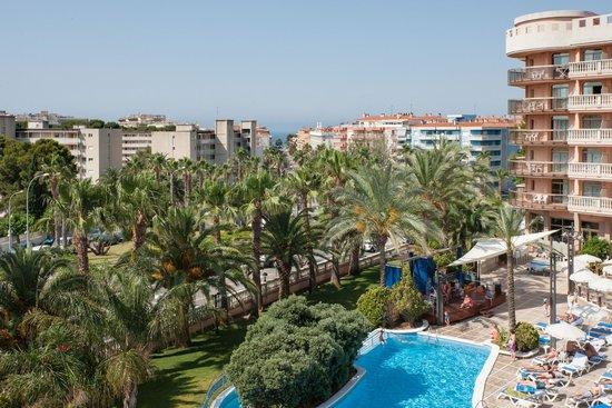 Hotel-Aparthotel Dorada Palace: vistas - views