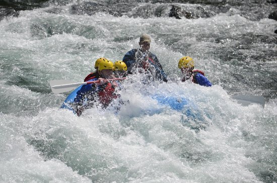 Blue Sky Whitewater Rafting: 1