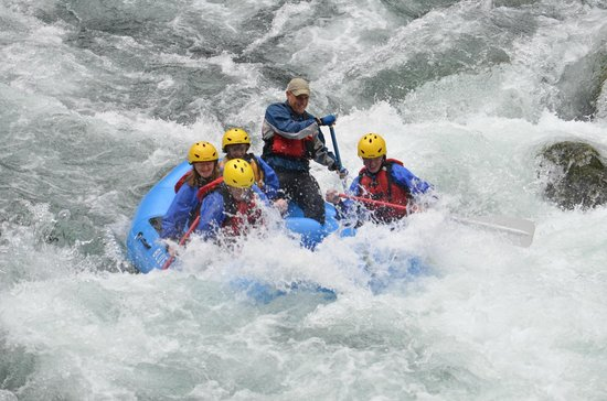 Blue Sky Whitewater Rafting: 3