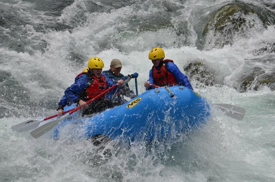Blue Sky Whitewater Rafting: 2