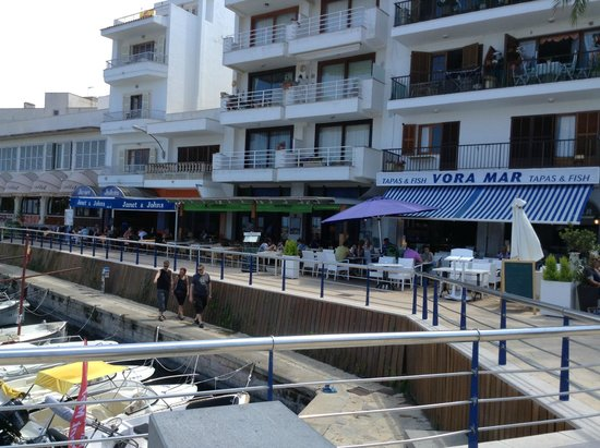 Hotel Moreyo: harbour square