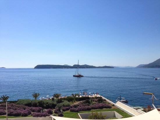 Valamar Dubrovnik President Hotel : Lobby view