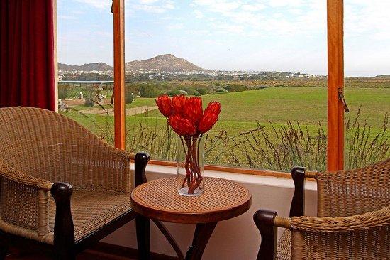 Sea Villa Glen Craig: Lounge
