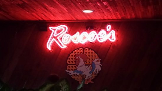 Roscoe's House of Chicken & Waffles: Roscoe's Chicken and Waffle House