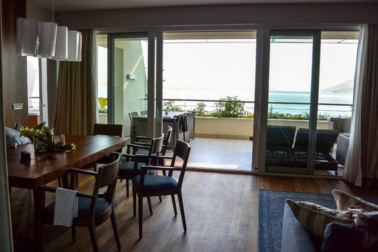 Valamar Dubrovnik President Hotel : Suite view