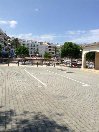 Hotel Moreyo: harbour