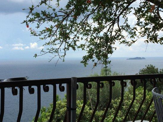Al Barilotto Del Nonno: View from the dining area