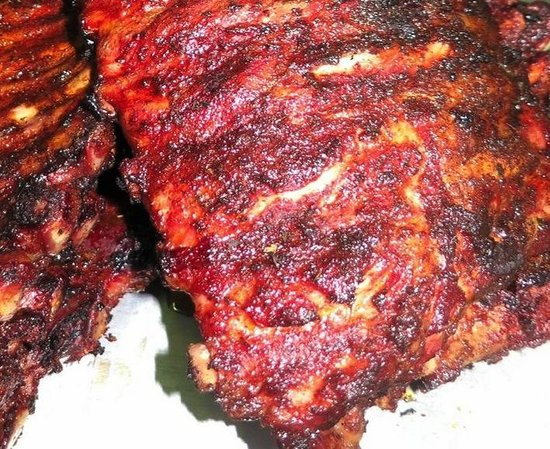 Paradise Grill: Smoked Ribs