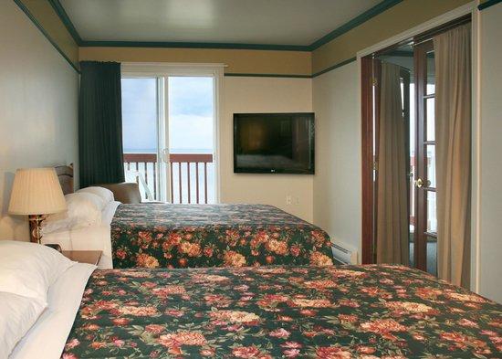 Hotel Belle Plage : Suite deux pièces