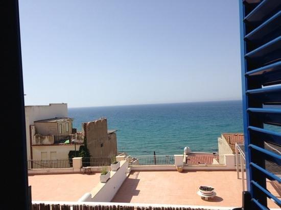 Sicilia Cuore Mio : Vista dalla camera