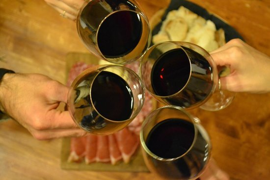 Enoteca Obsequium: vino