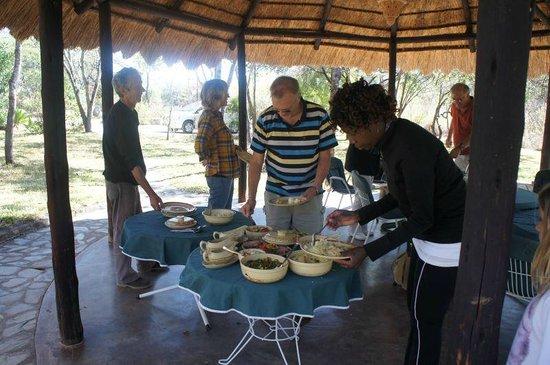 Musangano Lodge: Casual dining