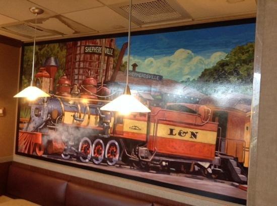 "McDonald's: Whao, long gone ""Louisville & Nashville"" STOP"