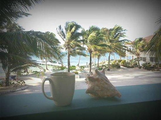 Belizean Shores Resort : Good Morning from Belizean Shores!!