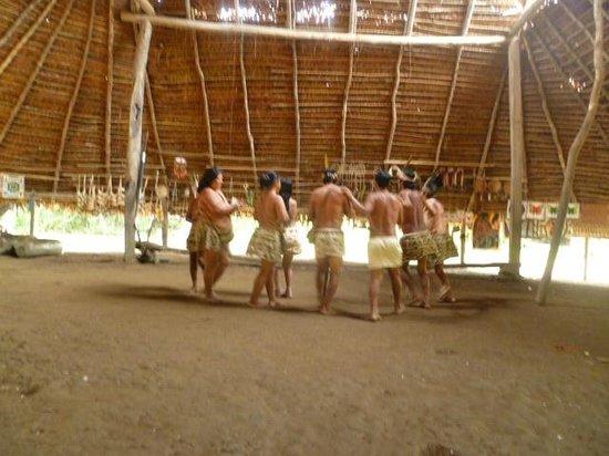 Bora Indians