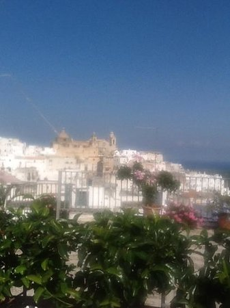 Casa Tavani: Terrace view