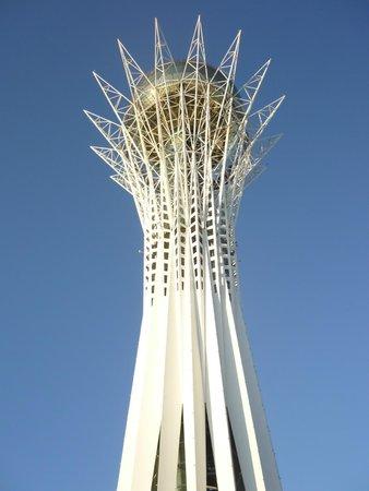 Astana Allee: Aussichtsturm in Astana