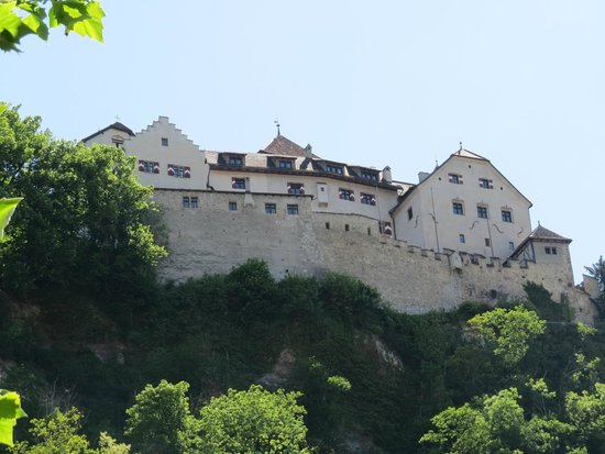 Vaduz Castle: castle of vaduz