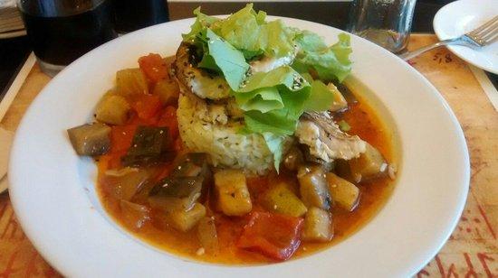 PV Restaurante Lounge: Lomo de merluza