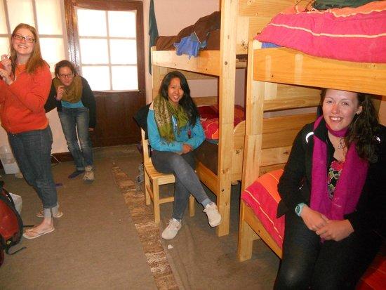 Piedra Blanca Backpackers Hostel: Piedra Blanca Backpackers Dorm