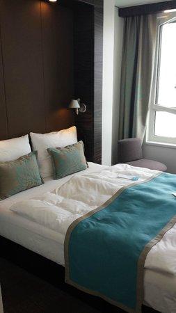 Motel One: la chambre