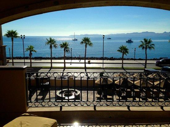 La Mision Loreto: View from room 316