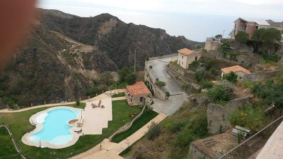 Borgo San Rocco Resort : visuale dalla camera