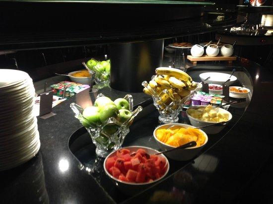 Hilton Madrid Airport: Breakfast