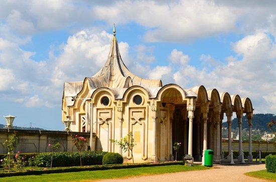 Beylerbeyi-Palast (Beylerbeyi Sarayı): Beylerbeyi Palace
