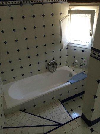 B&B Michelangeli: Bathroom