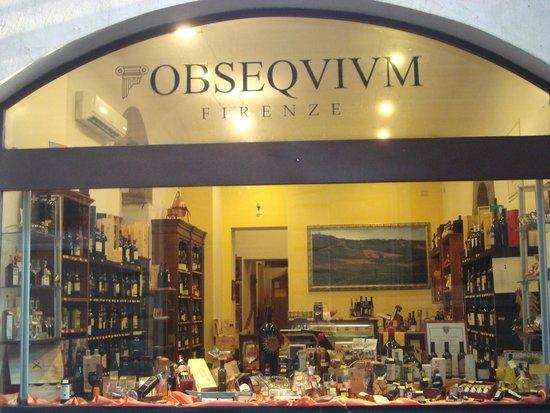 Enoteca Obsequium: obsequium
